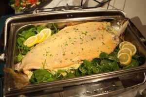 harbourside-cruises-buffet-fish-dish