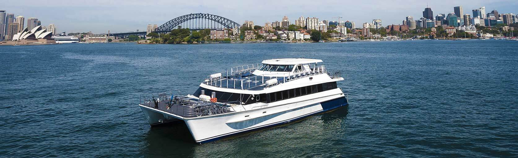 Christmas Day Sydney Harbour Cruise