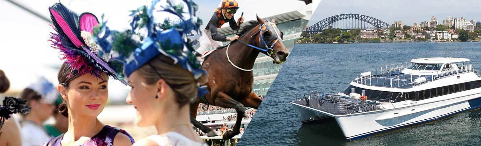 Melbourne Cup cruise on Sydney Harbour – Buffet Lunch & Drinks