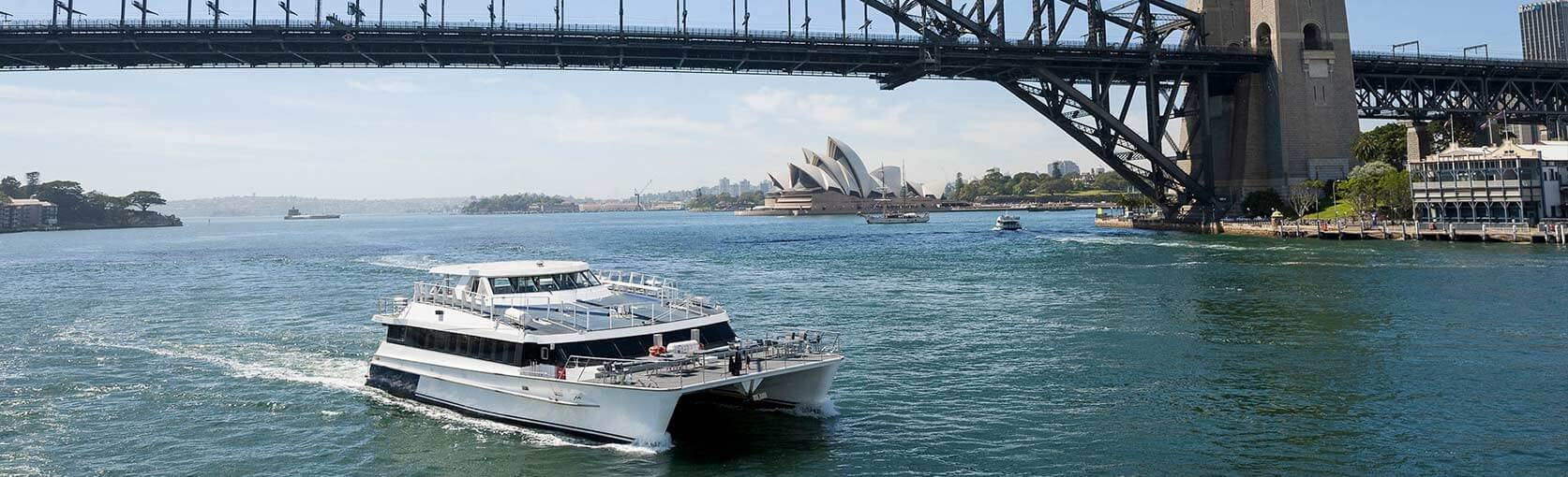 Boxing Day Cruise on Sydney Harbour