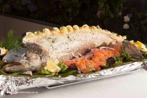harbour spirit - buffet - fish