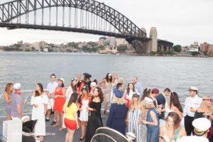harbourside cruises - guests enjoying views