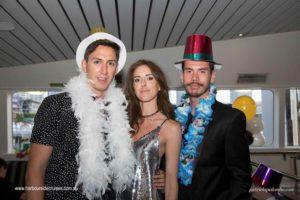 nye cruise-sydney-party