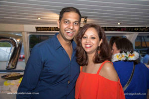 sydney harbour cruise-couple