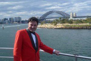 Harbourside Cruises Elvis Top deck
