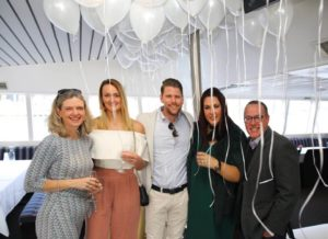 Harbour Spirit Sydney 50th Birthday Balloons