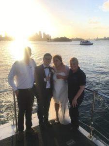 Harbour Spirit Wedding