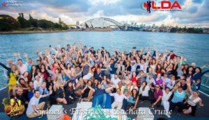Latin Cruise Sydney 1