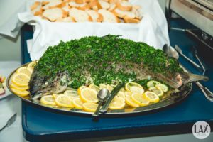 Chefs Salmon