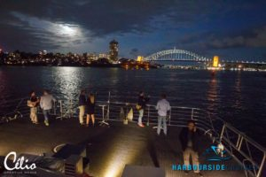 Harbour Spirit SYdney front outer deck 3