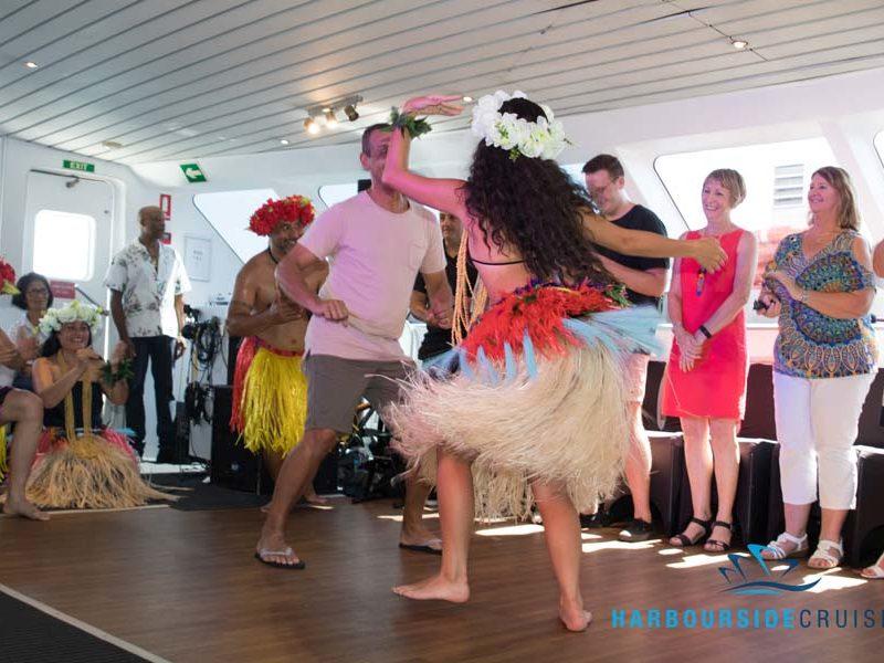 Spirit of the Island Dance Cruise on Sydney Harbour