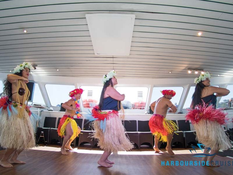 Spirit of the Island Dance Cruise on Sydney Harbour