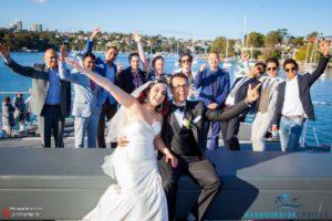 Wedding Cruise Sydney 13