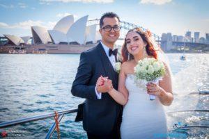 Wedding Cruise Sydney 17
