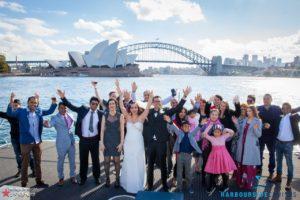 Wedding Cruise Sydney 19