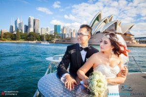 Wedding Cruise Sydney 2