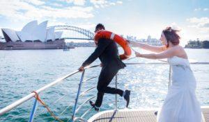 Wedding Cruise Sydney 21