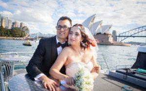 Wedding Cruise Sydney 22