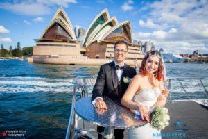Wedding Cruise Sydney 3