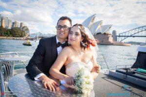 Wedding Cruise Sydney 34