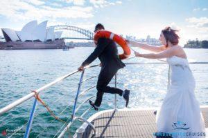 Wedding Cruise Sydney 35
