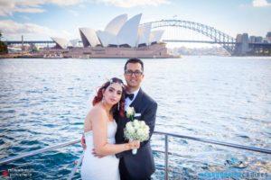 Wedding Cruise Sydney 49