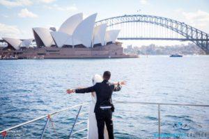 Wedding Cruise Sydney 50