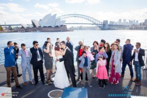 Wedding Cruise Sydney 53