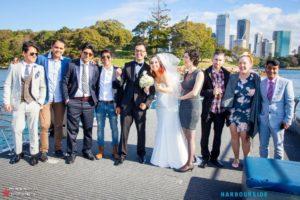 Wedding Cruise Sydney 55
