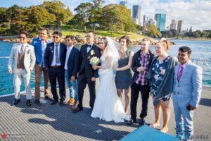 Wedding Cruise Sydney 56