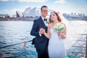 Wedding Cruise Sydney 7