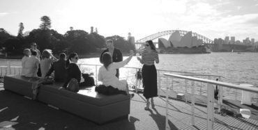Harbour Spirit Sydney Top Level Outdoor Deck 1