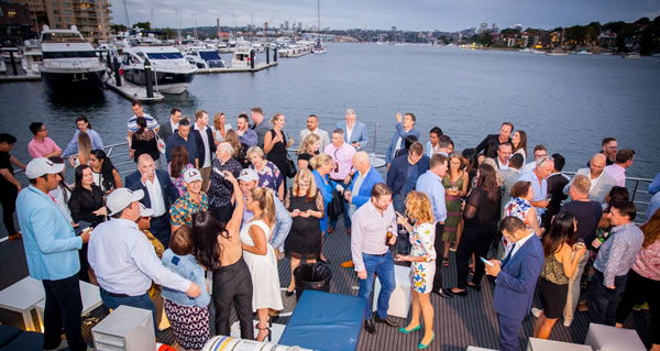 Chillout Cruise on Sydney Harbour