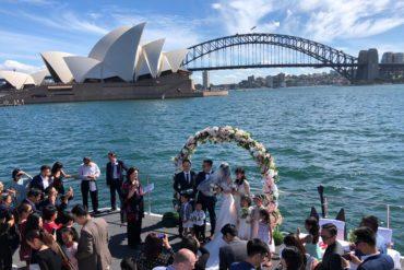 Wedding Cruise Sydney 60