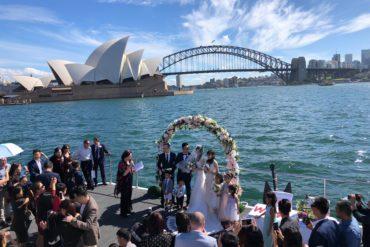 Wedding Cruise Sydney 62