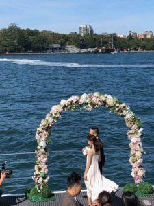 Wedding Cruise Sydney 63