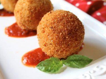 Arancini-Rice-Balls
